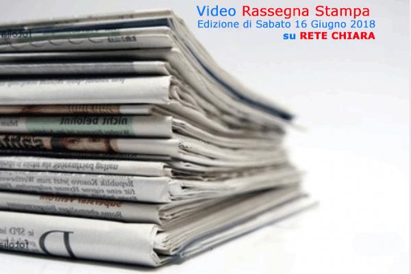 Video Rassegna Stampa del