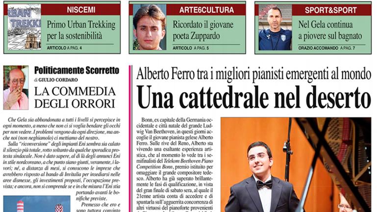 Corriere n. 45 del 9.12.2017